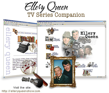 Ellery Queen TV Series Companion